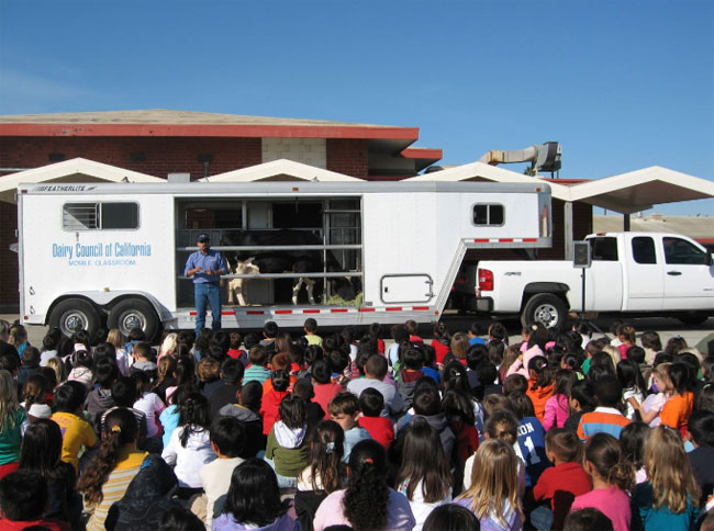 Dairy Council Mobile Classroom